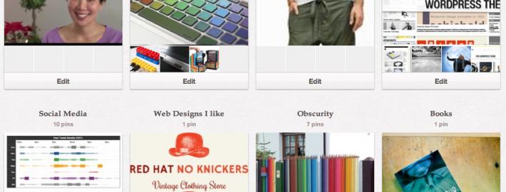 Shortie Designs Pinterest boards