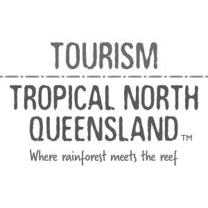tourism tropical north queenlsand logo