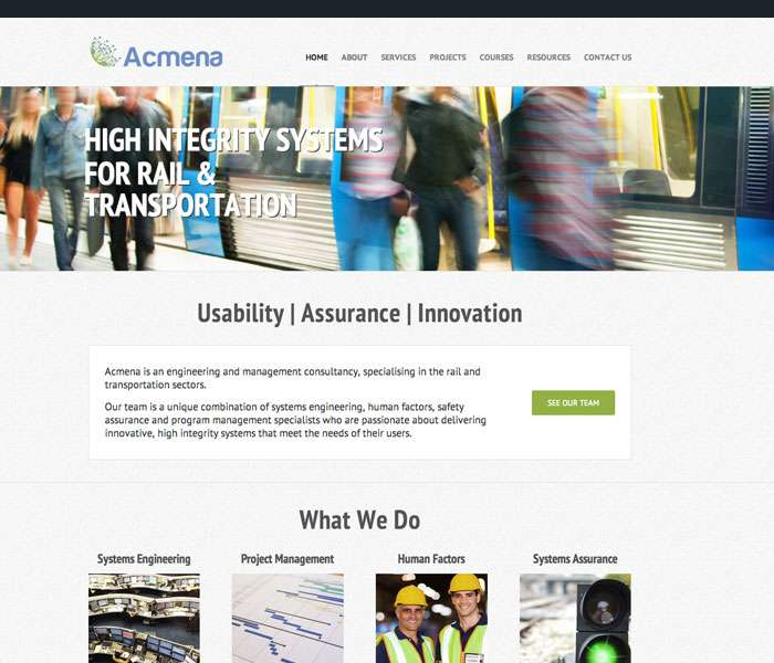 WordPress Website Design Brisbane