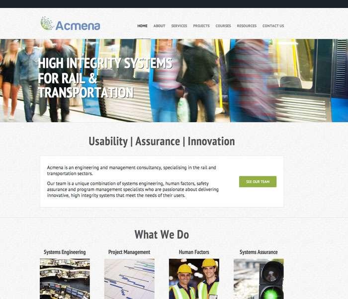 WordPress Website Design Brisbane