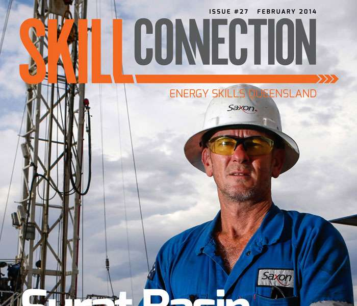 Energy Skills Newsletter Design