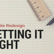 Web Design Redesign