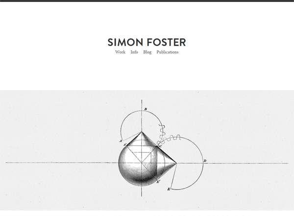 Minimalist web design trend 2016
