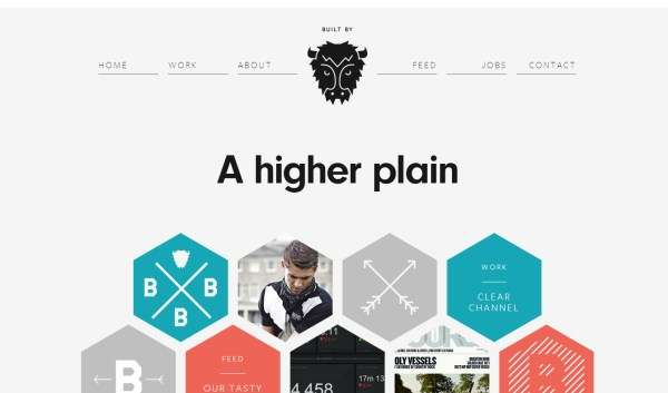 Flat Design Web Trend 2015