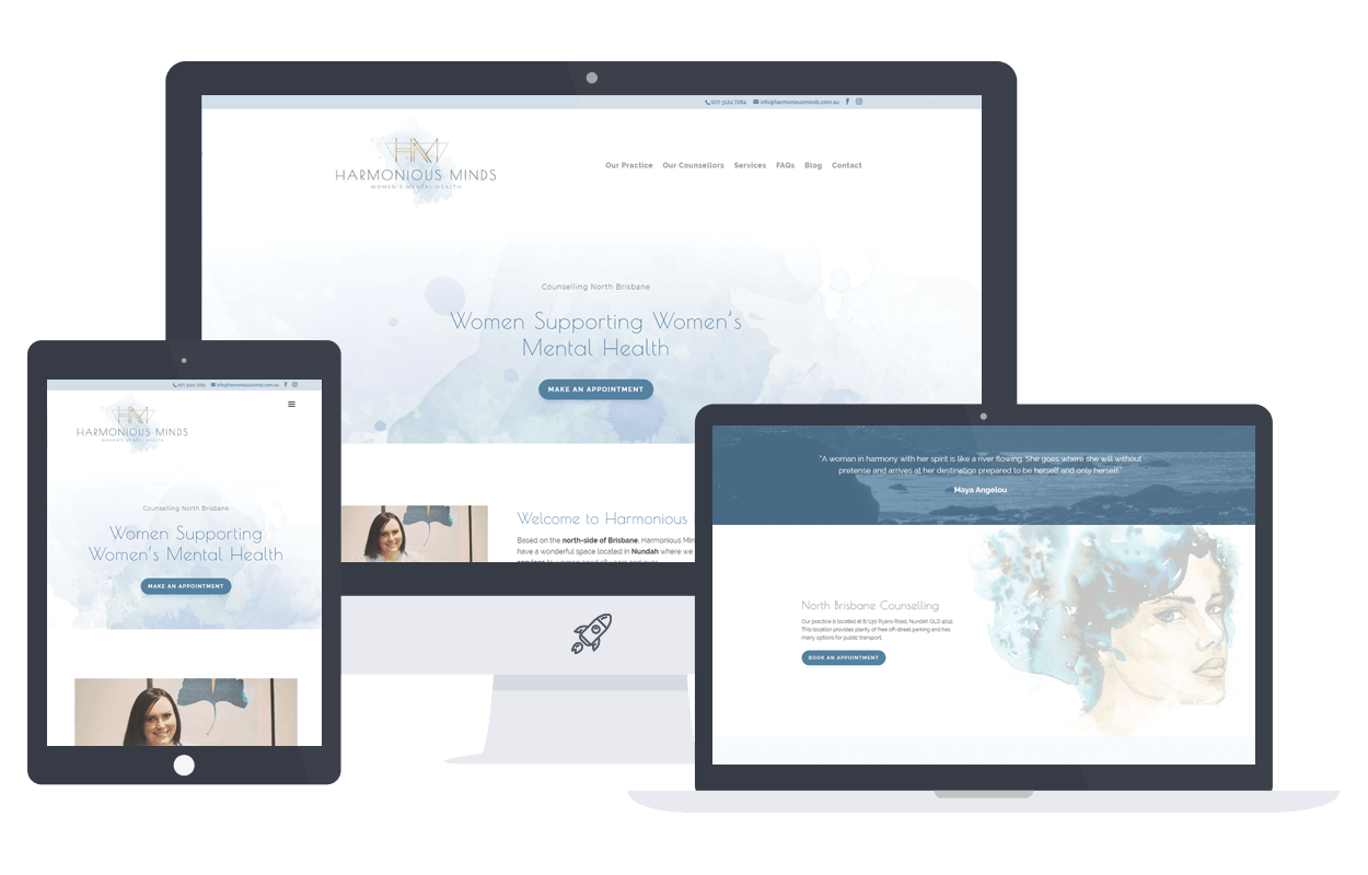 WordPress Website Brisbane